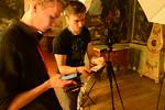 Ylioppilaskamerat   Polaroidin kehittymisen kellottaminen